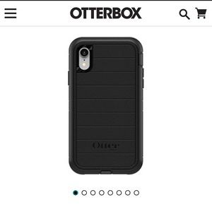OtterBox Other - iphone xr otterbox defender pro screenless black